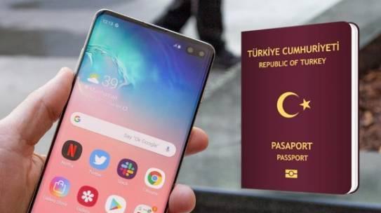 Başkasının pasaportunu kullanma devri bitti
